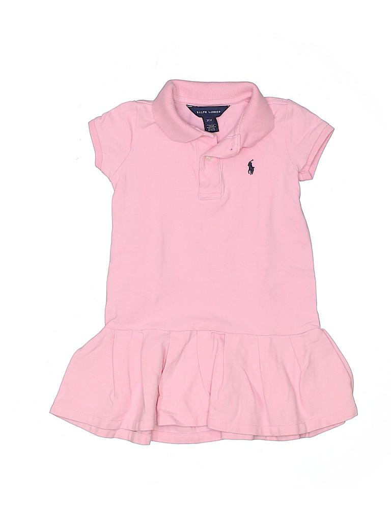 Ralph Lauren Girls Dress Size 3T
