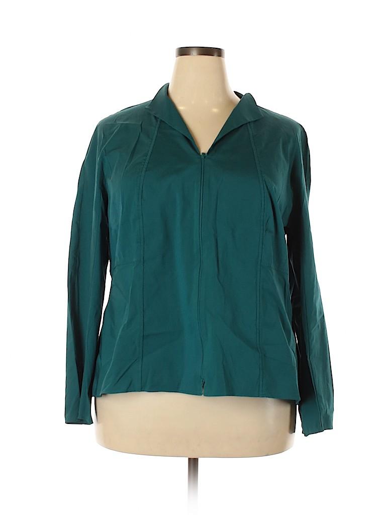 Lafayette 148 New York Women Jacket Size 20 (Plus)
