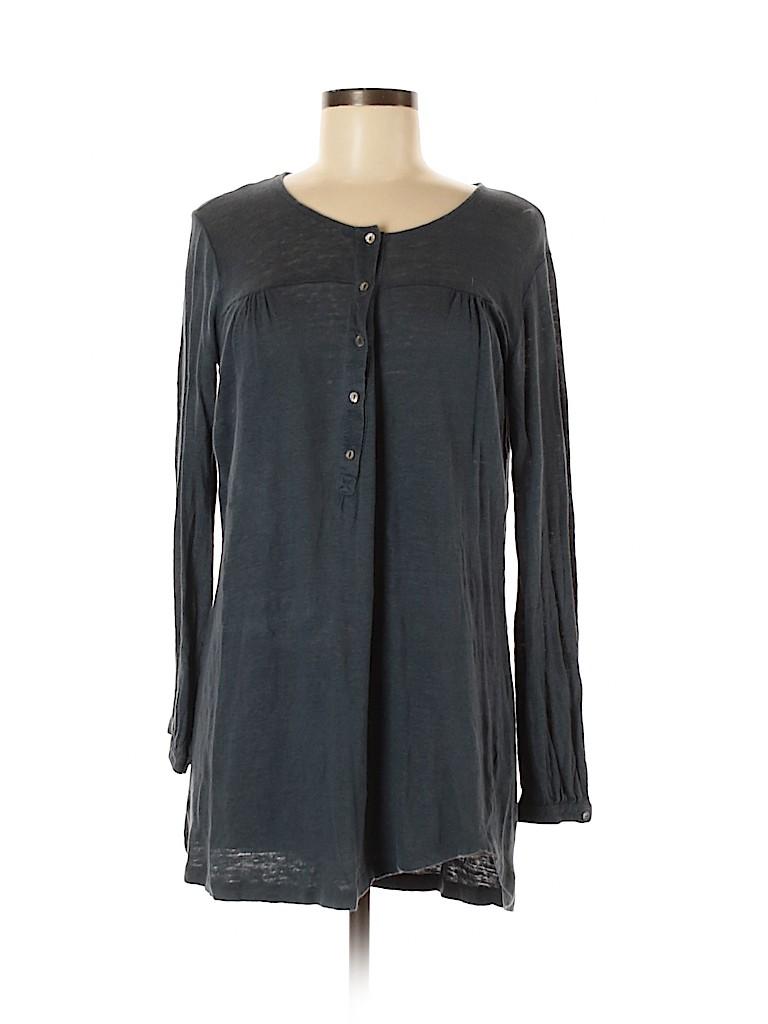 Patterson J. Kincaid Women Long Sleeve Top Size S