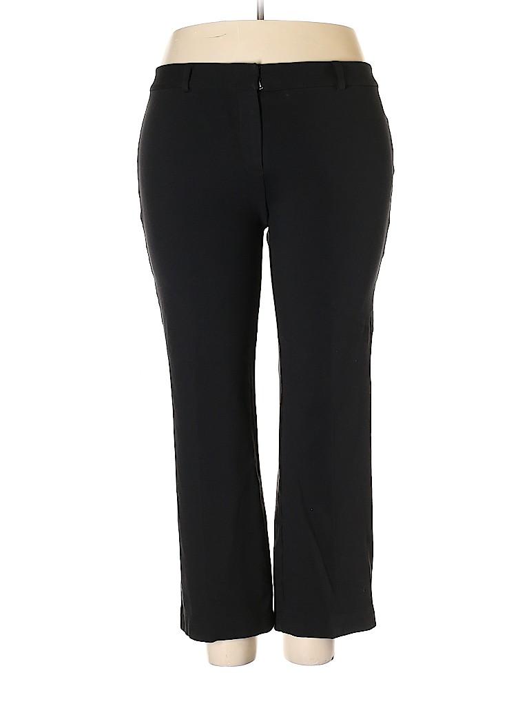 Lands' End Women Dress Pants Size 18 (Plus)