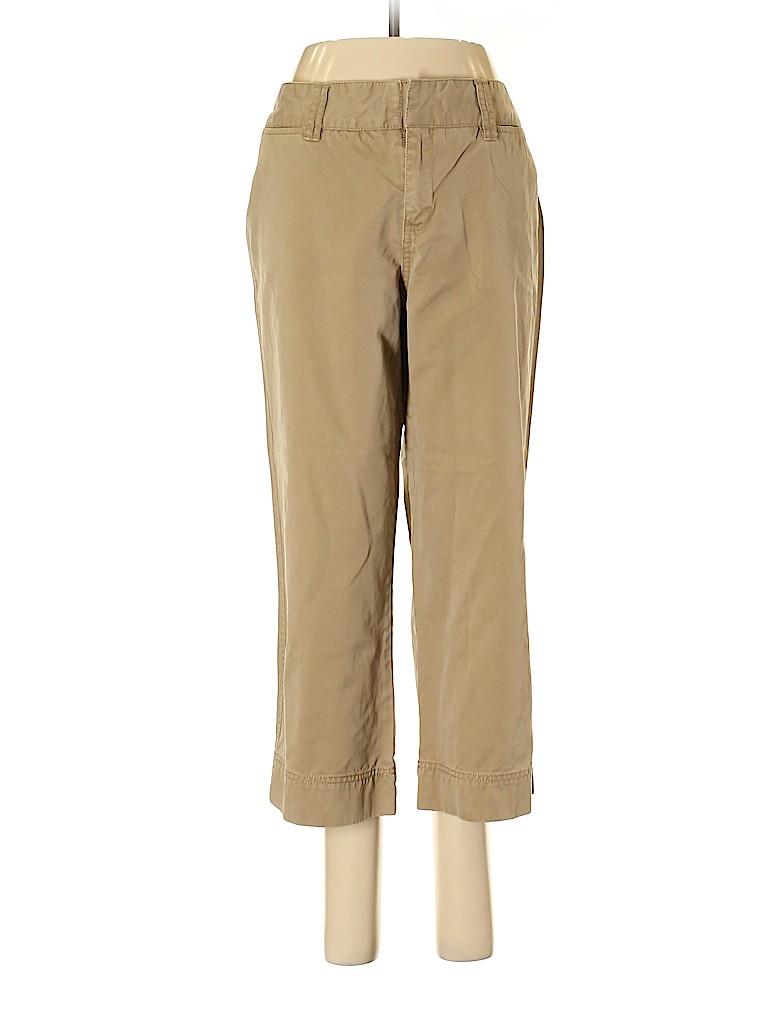 Eddie Bauer Women Khakis Size 8