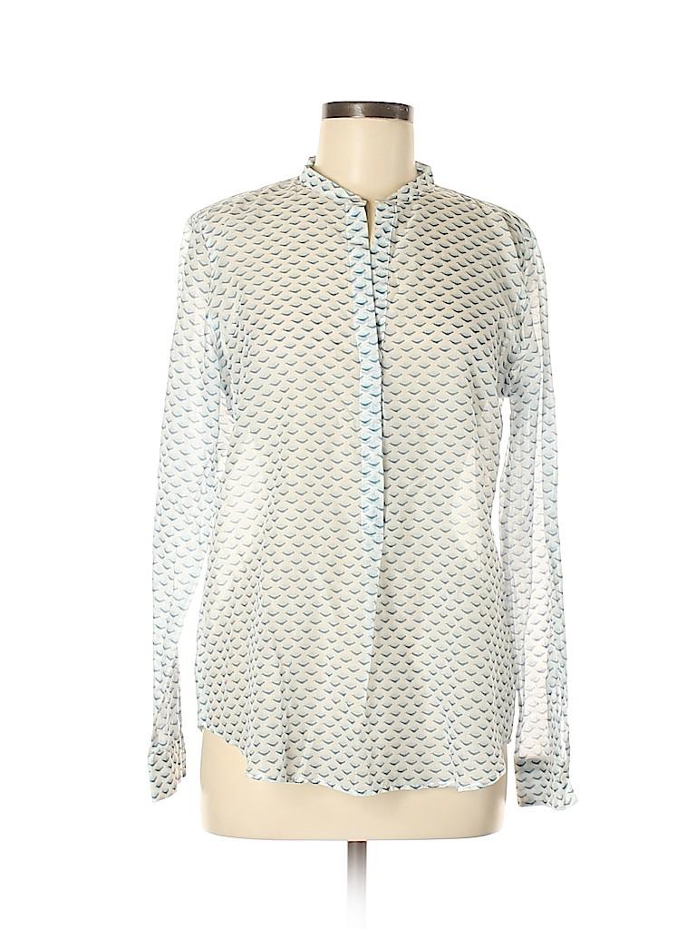 Hartford Women Long Sleeve Blouse Size 4