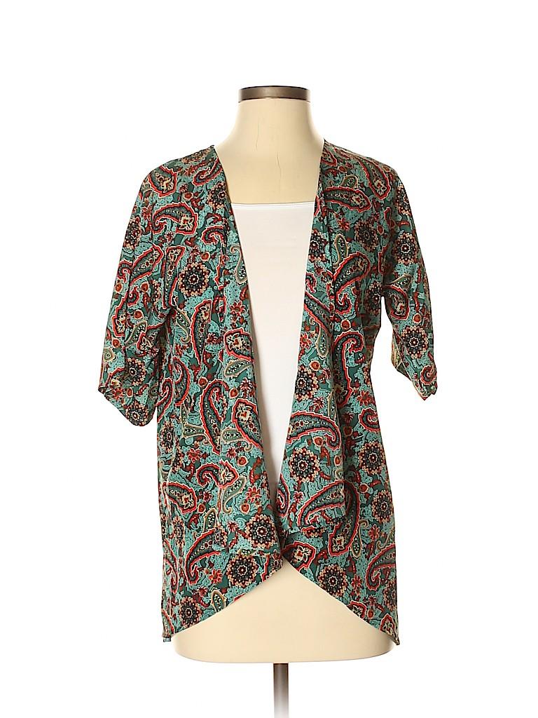 Lularoe Women Cardigan Size 3