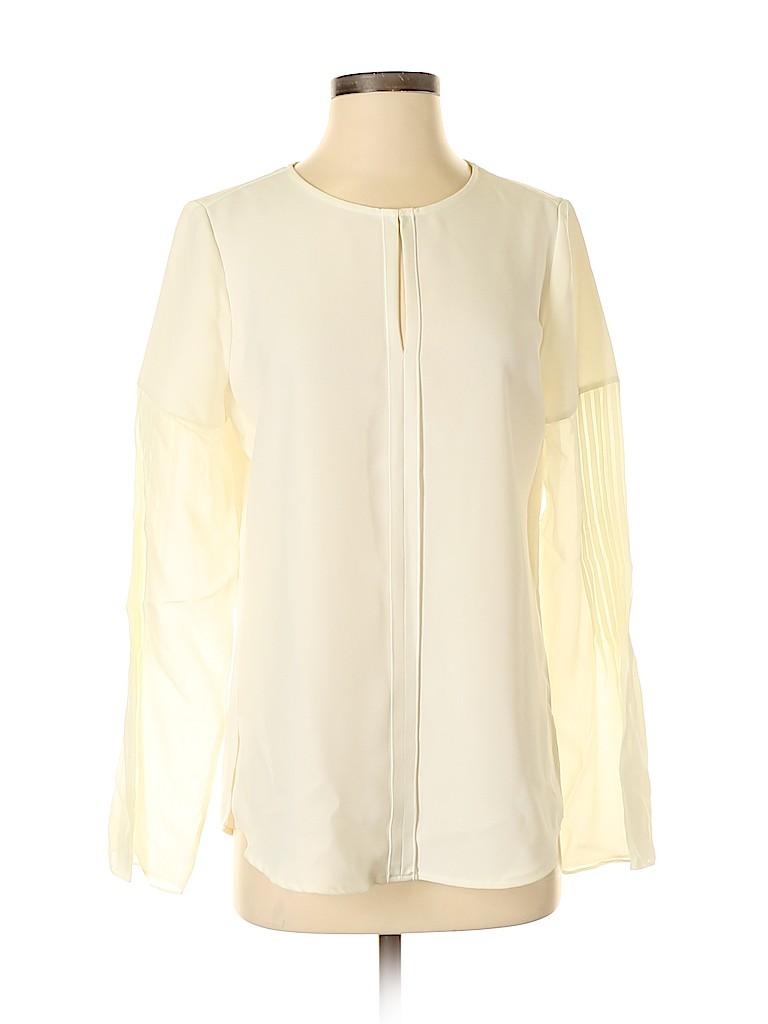 Etcetera Women Long Sleeve Blouse Size 2