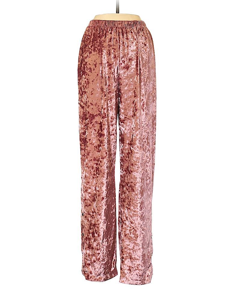 BSBW Women Velour Pants Size XS
