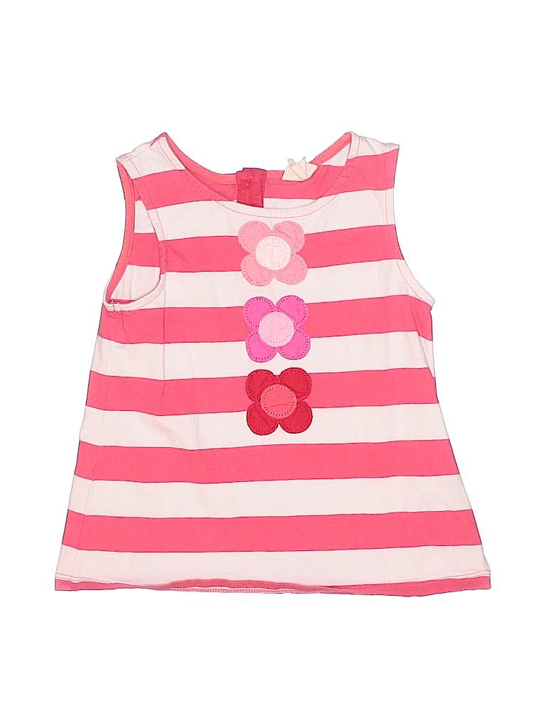 Mini Boden Girls Sleeveless Top Size 3/4Y