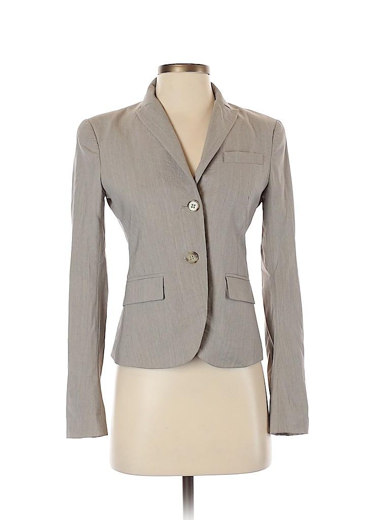 Theory Women Wool Blazer Size 2