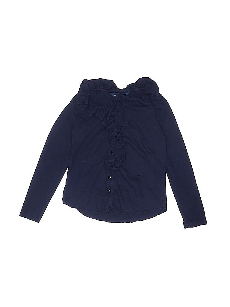 Ralph Lauren Girls Long Sleeve Top Size 6
