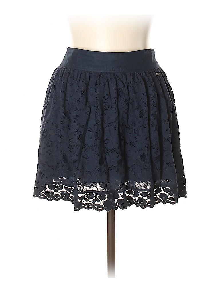 Hollister Women Casual Skirt Size L