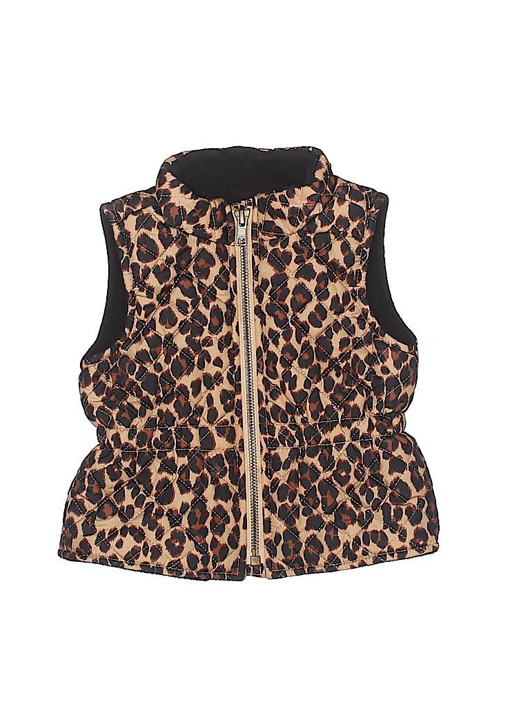 Old Navy Girls Vest Size 6-12 mo