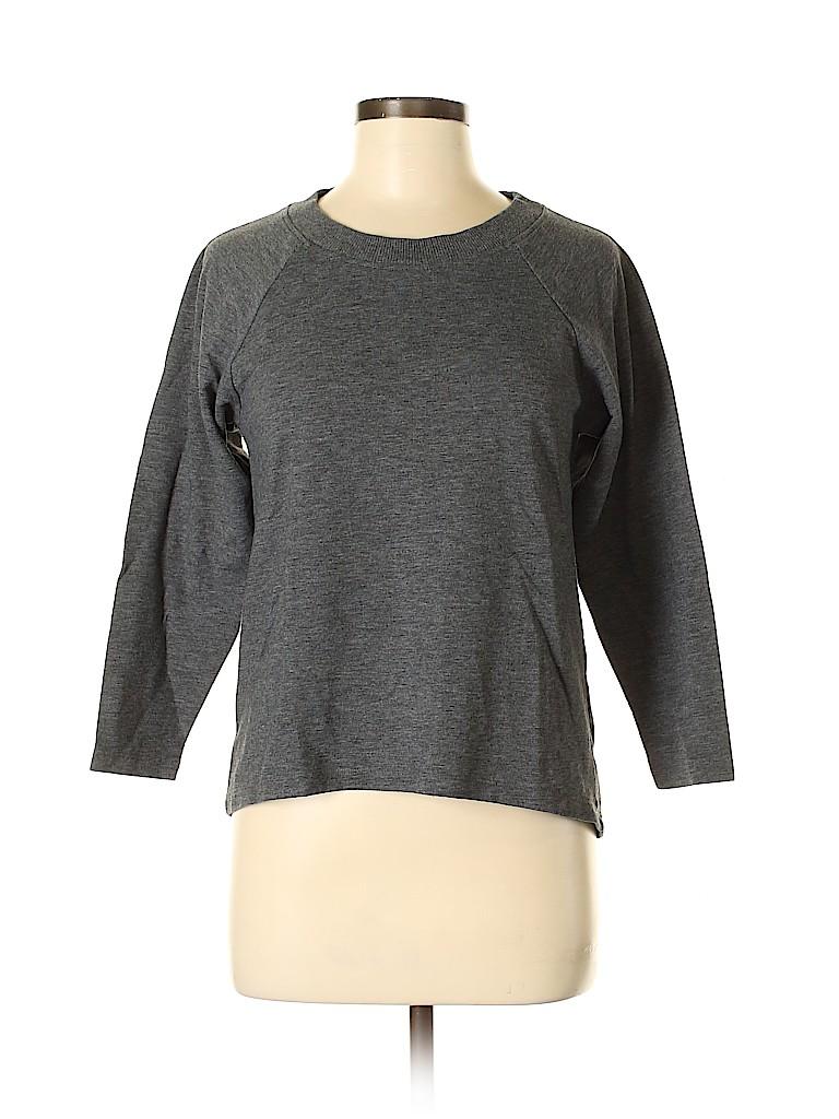 Theory Women Sweatshirt Size S
