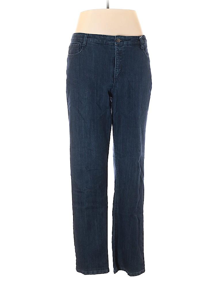 Jones New York Women Jeans Size 16
