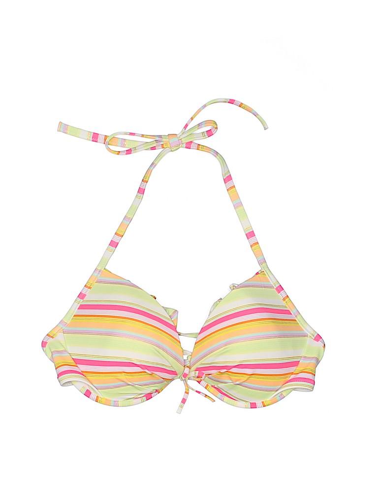 Victoria's Secret Women Swimsuit Top Size Lg (36C)