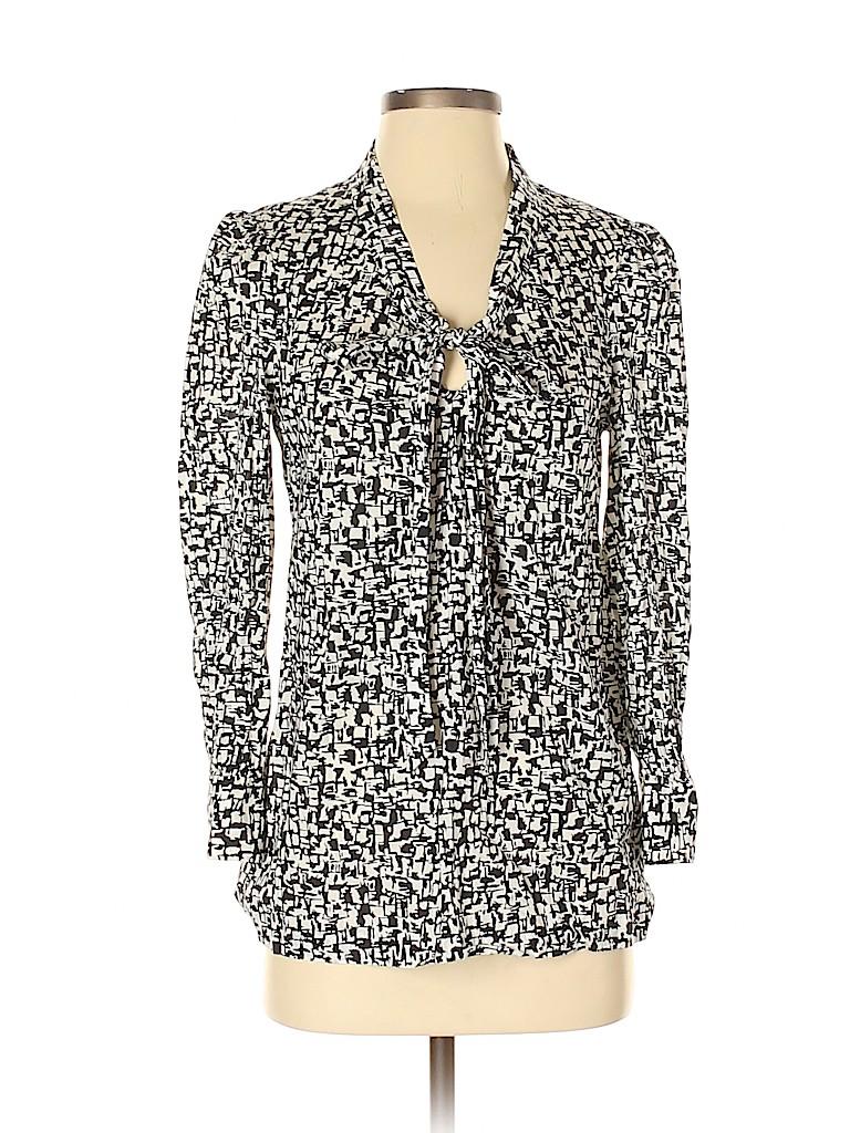 Kate Spade New York Women 3/4 Sleeve Blouse Size 2