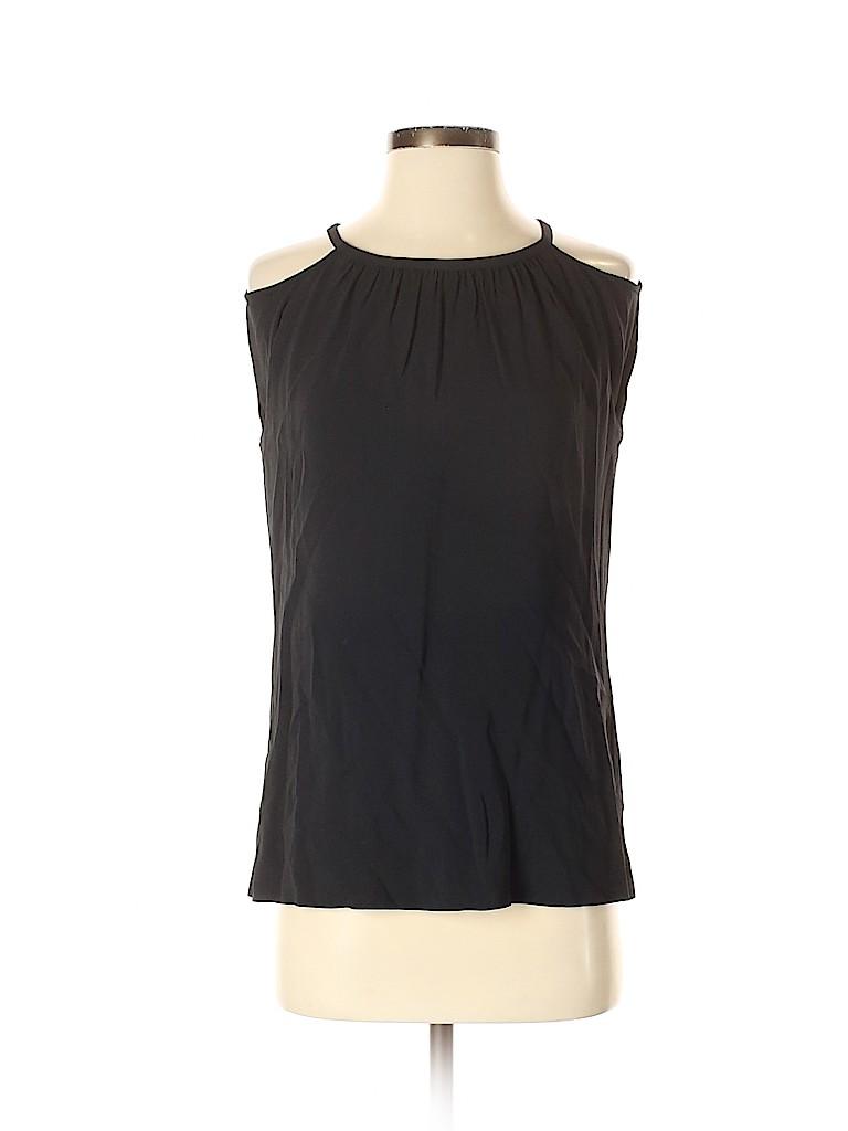 Club Monaco Women Sleeveless Blouse Size XS