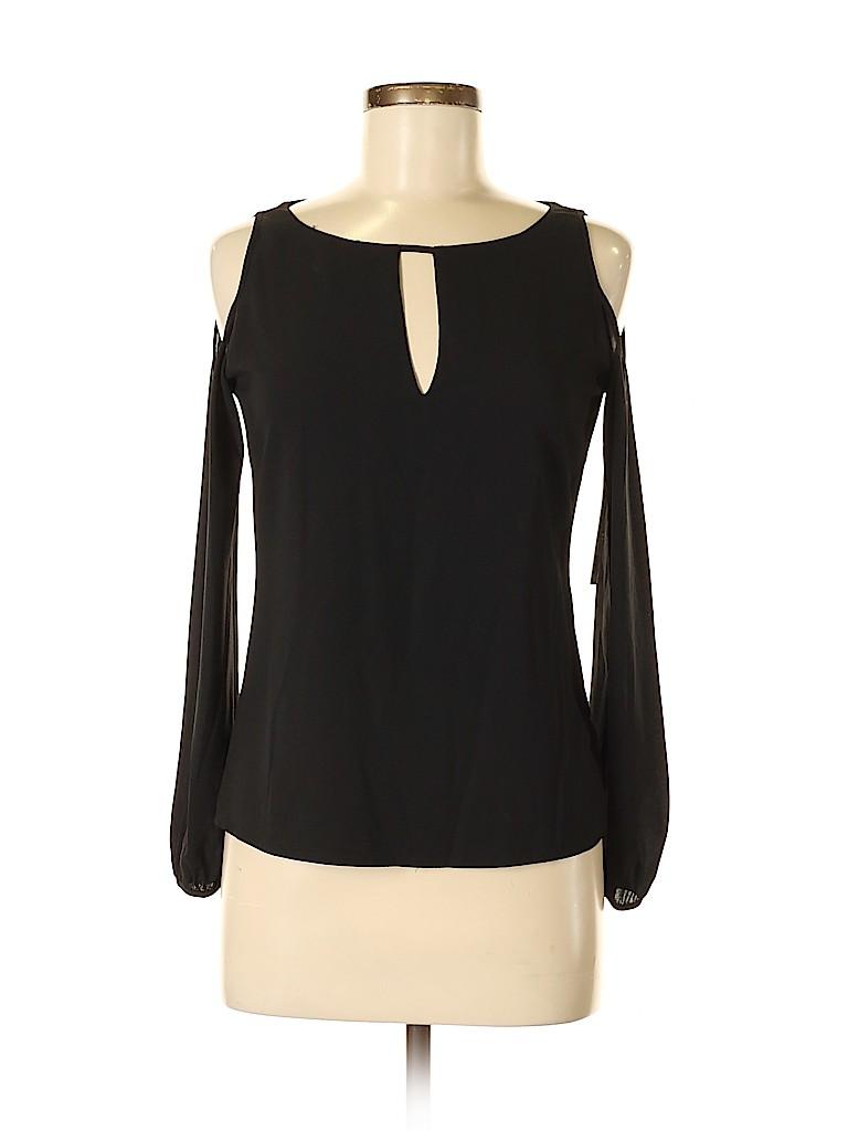 Cooper & Ella Women Long Sleeve Blouse Size XS
