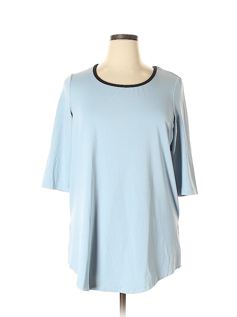 Fullbeauty Women Active T-Shirt Size 14 - 16 Plus (Plus)