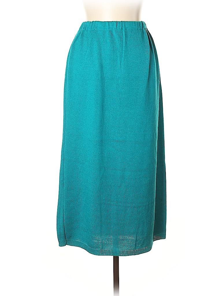Genesis Women Casual Skirt Size L