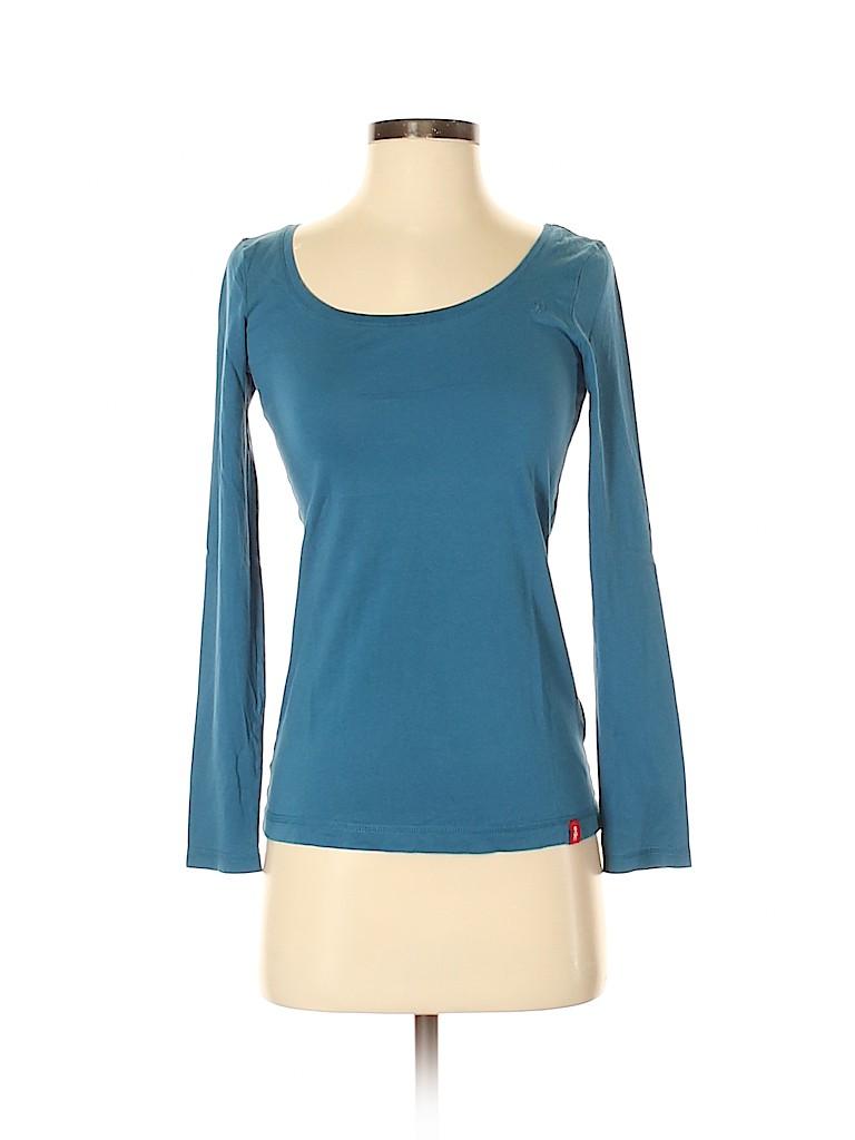 Essentials Women Long Sleeve T-Shirt Size S