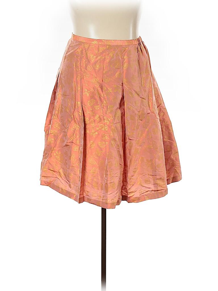 Lafayette 148 New York Women Silk Skirt Size 20 (Plus)
