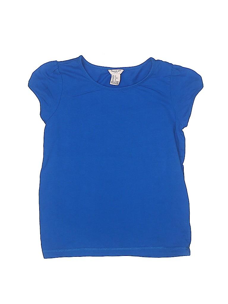 Forever 21 Girls Short Sleeve T-Shirt Size S (Kids)