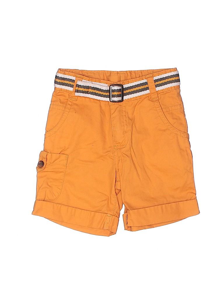 Genuine Kids from Oshkosh Boys Cargo Shorts Size 18 mo