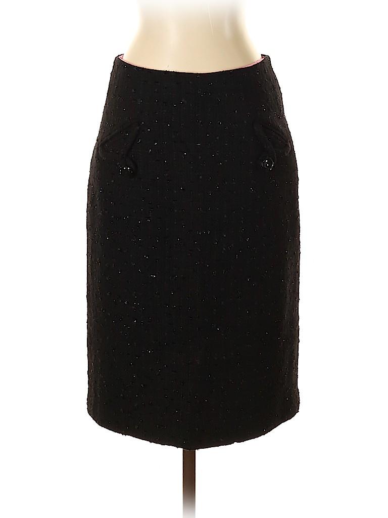 Milly Women Wool Skirt Size 4