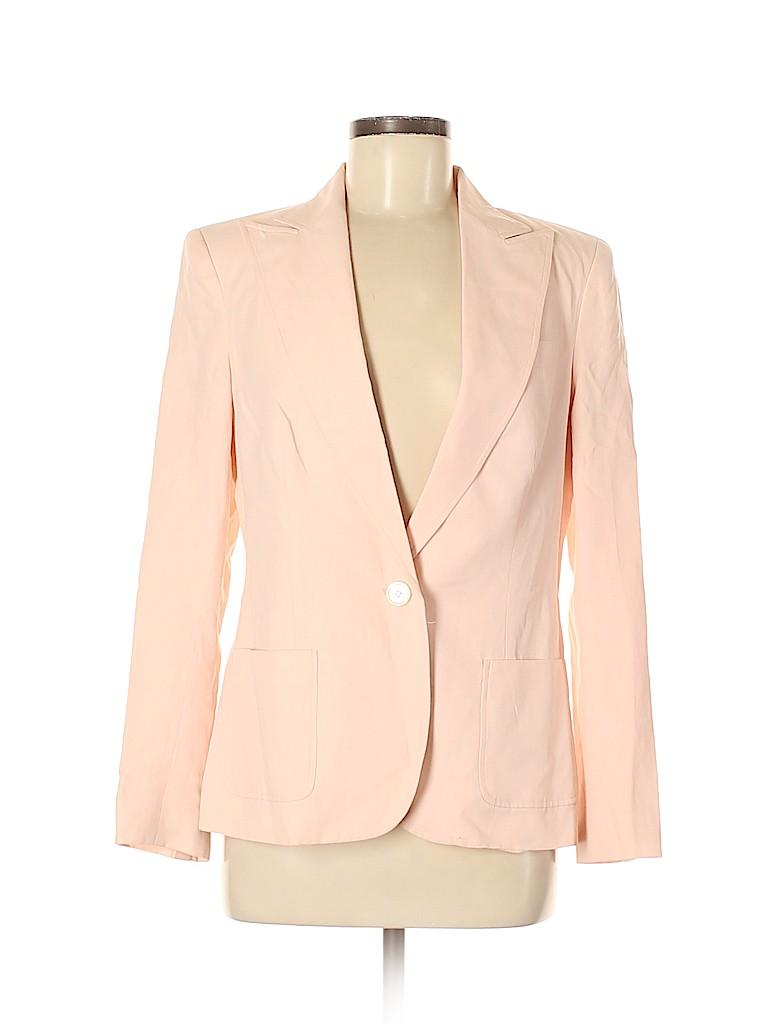 Lauren by Ralph Lauren Women Silk Blazer Size 8