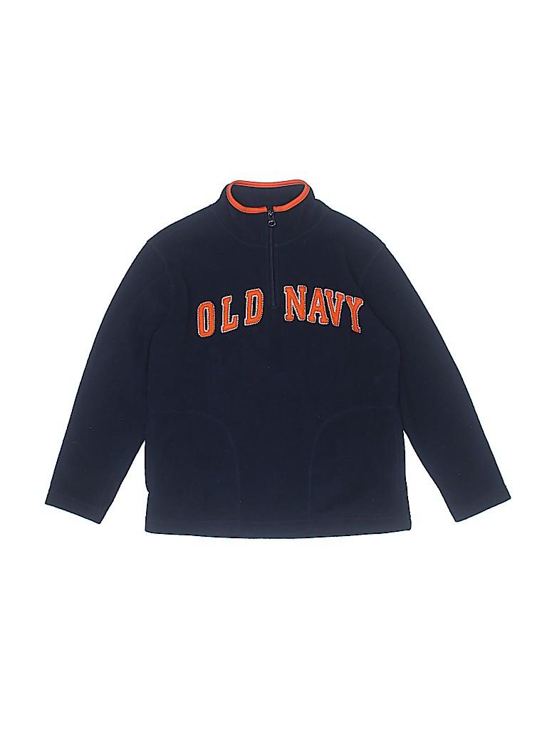 Old Navy Boys Fleece Jacket Size S (Youth)