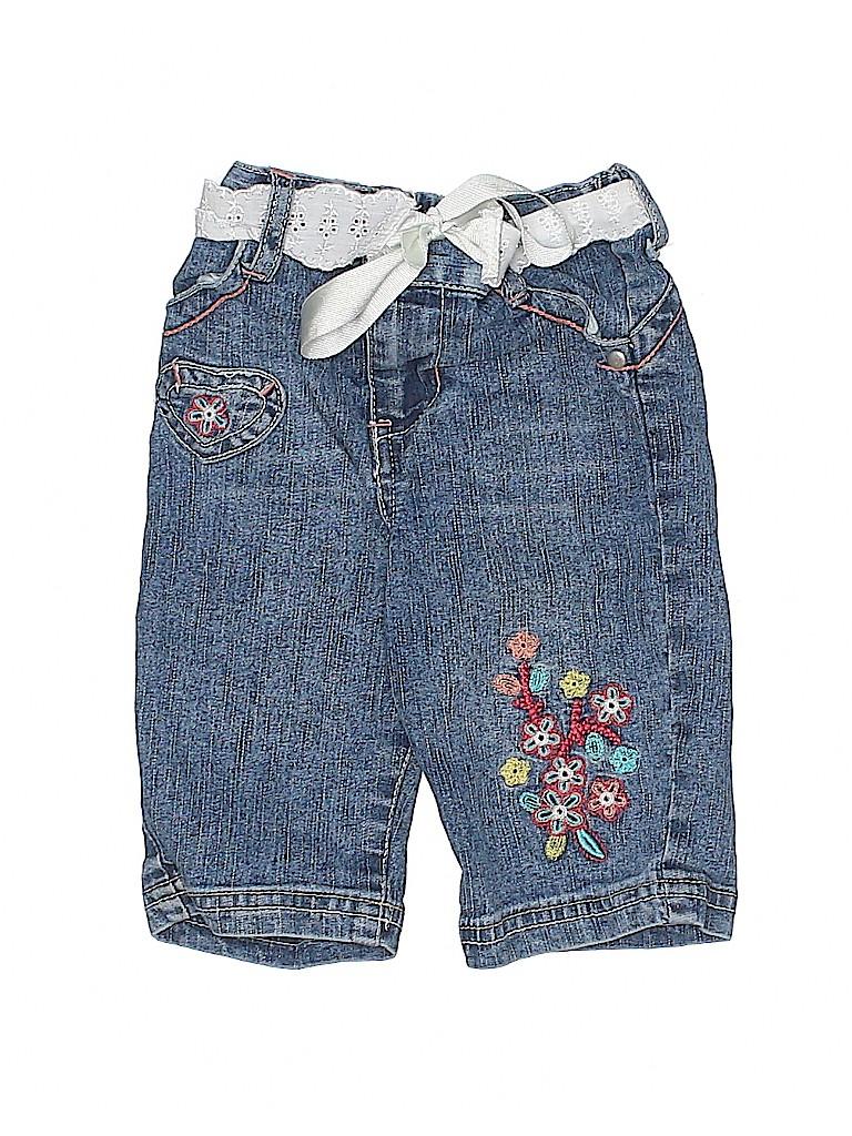 Arizona Jean Company Girls Jeans Size 18 mo