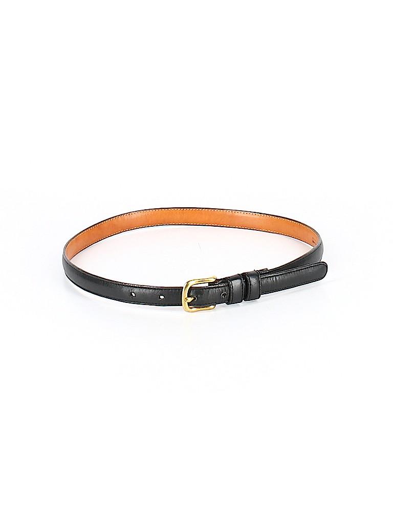 Coach Women Leather Belt 26 Waist