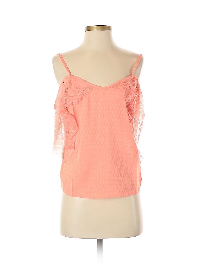 TCEC Women Short Sleeve Blouse Size S