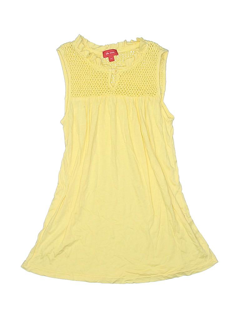 Ella Moss Girls Sleeveless Top Size 12