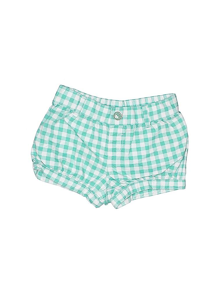 Gymboree Girls Denim Shorts Size 2T