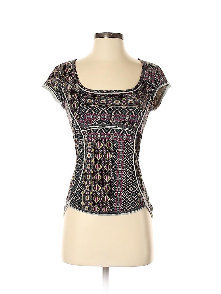 PrAna Women Short Sleeve Top Size XS