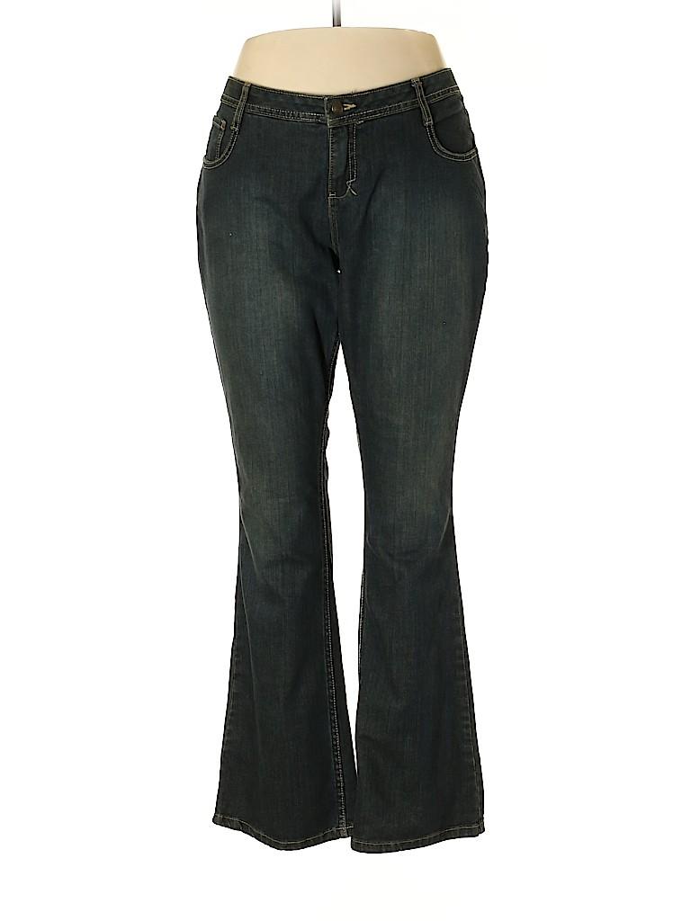 No Boundaries Women Jeans Size 19