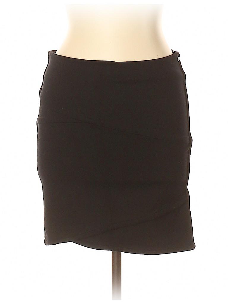 Kendall & Kylie Women Casual Skirt Size L