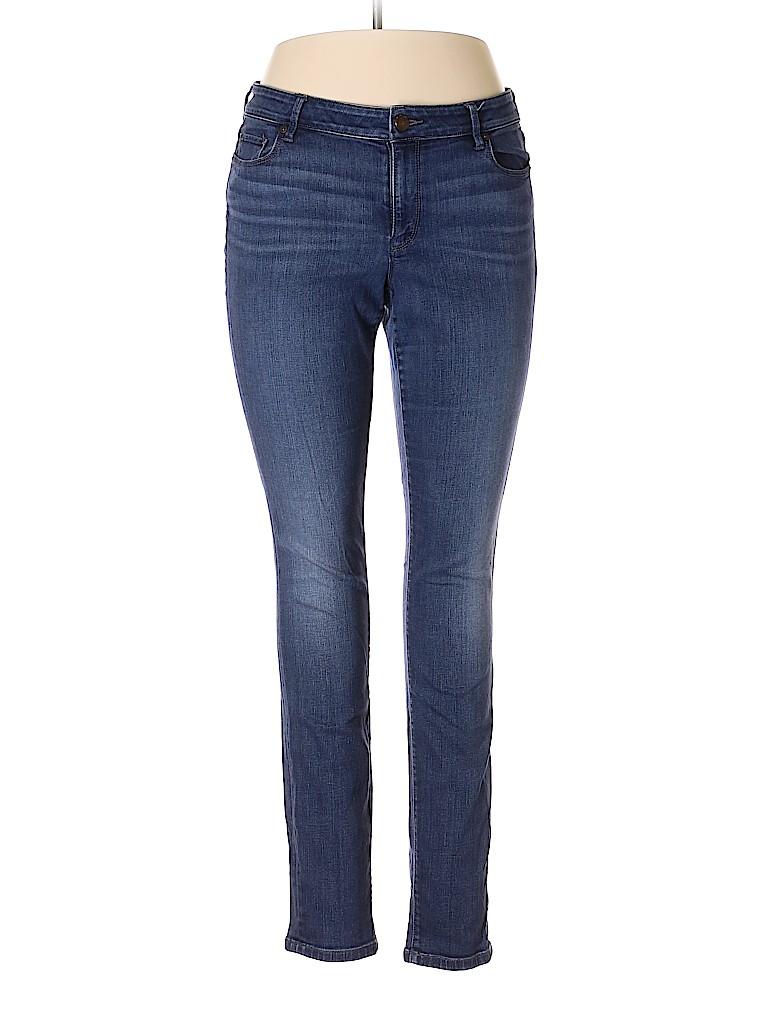 Ann Taylor LOFT Women Jeans Size 14 (Tall)