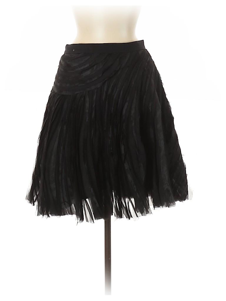 Halston Heritage Women Formal Skirt Size 8