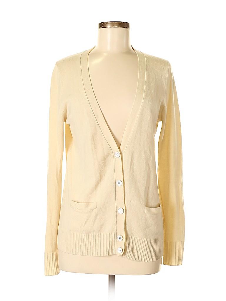 J. Crew Women Cashmere Cardigan Size 8