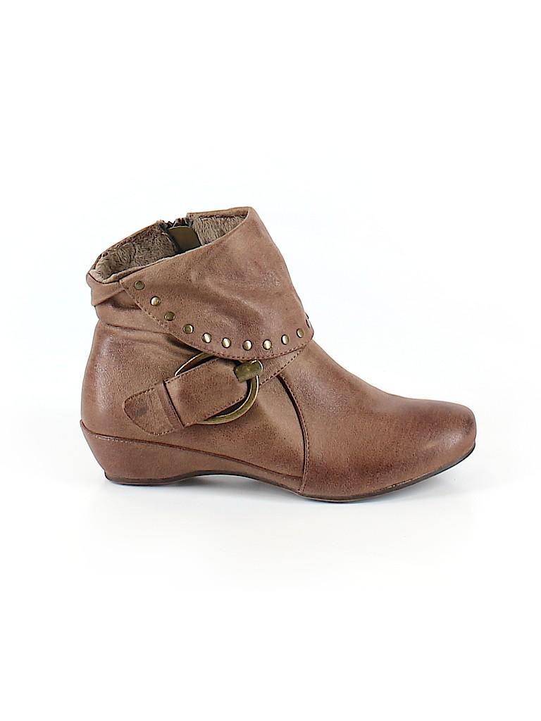 Baretraps Women Ankle Boots Size 7