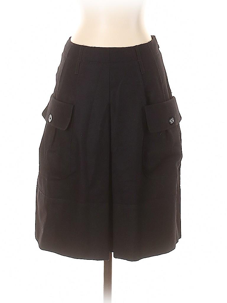 Nina Ricci Women Casual Skirt Size 40 (IT)