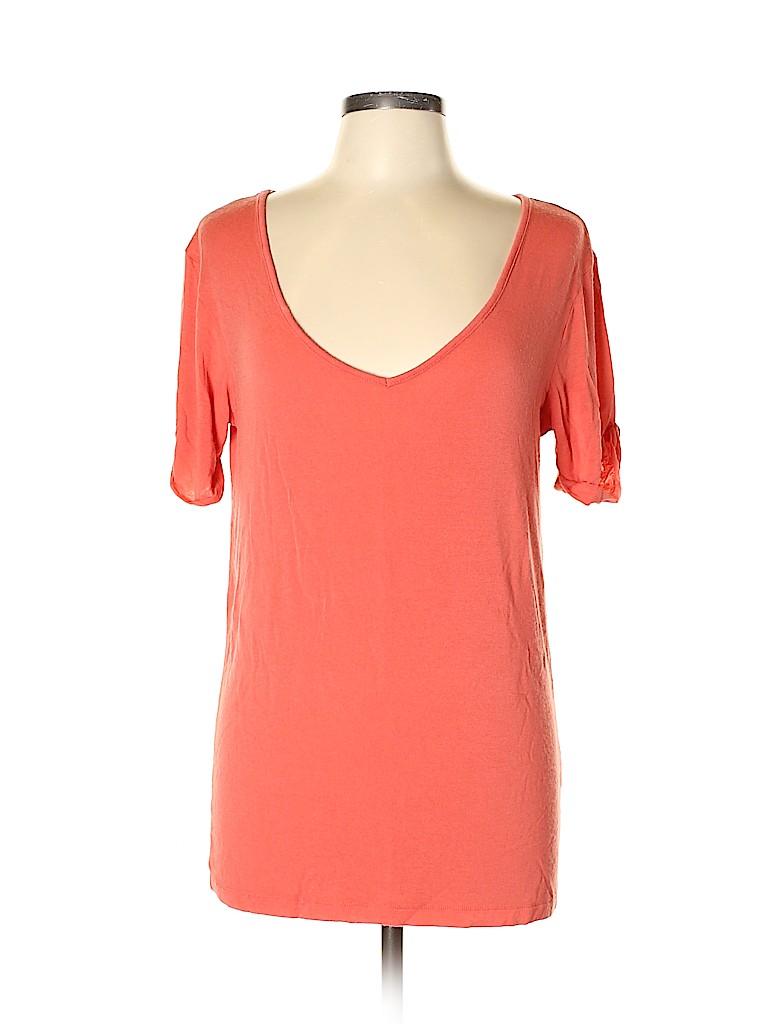 ASOS Curve Women Short Sleeve Top Size 9 (Plus)