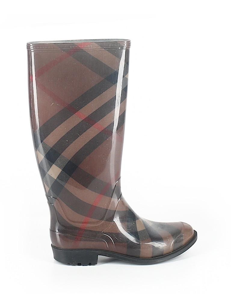 Burberry Women Rain Boots Size 35 (EU)