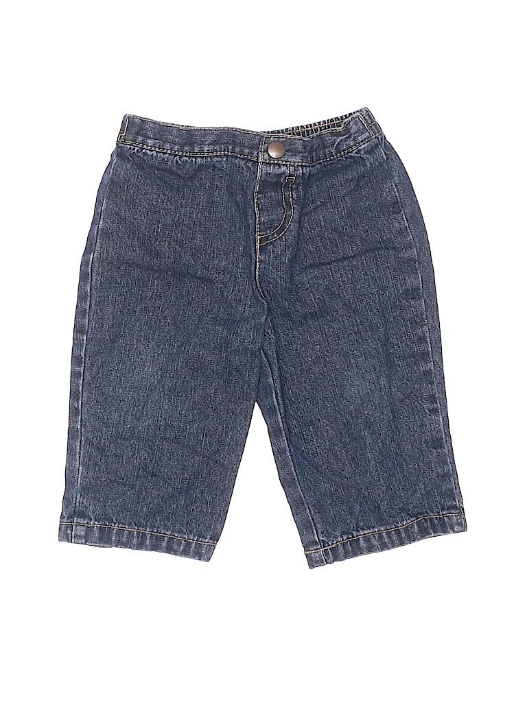 Faded Glory Boys Jeans Size 3-6 mo