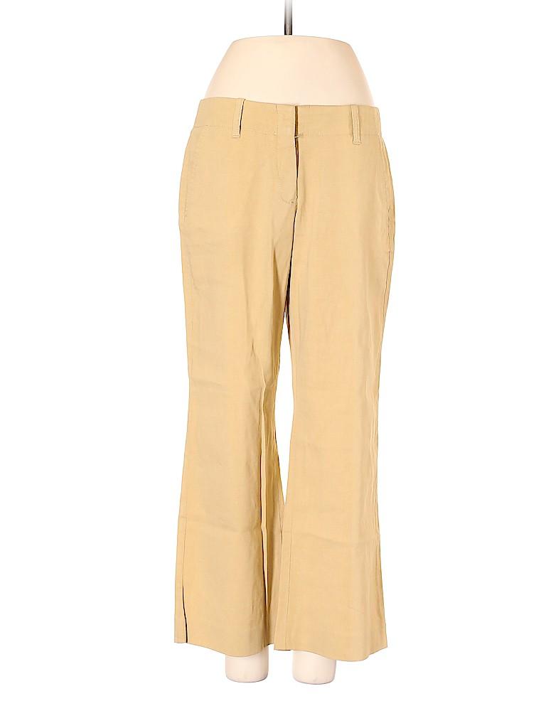 Theory Women Linen Pants Size 0