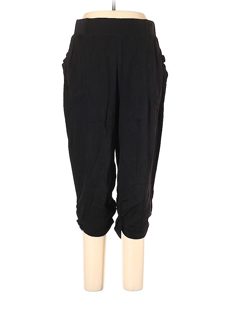 City Chic Women Casual Pants Size 14 Plus (XS) (Plus)