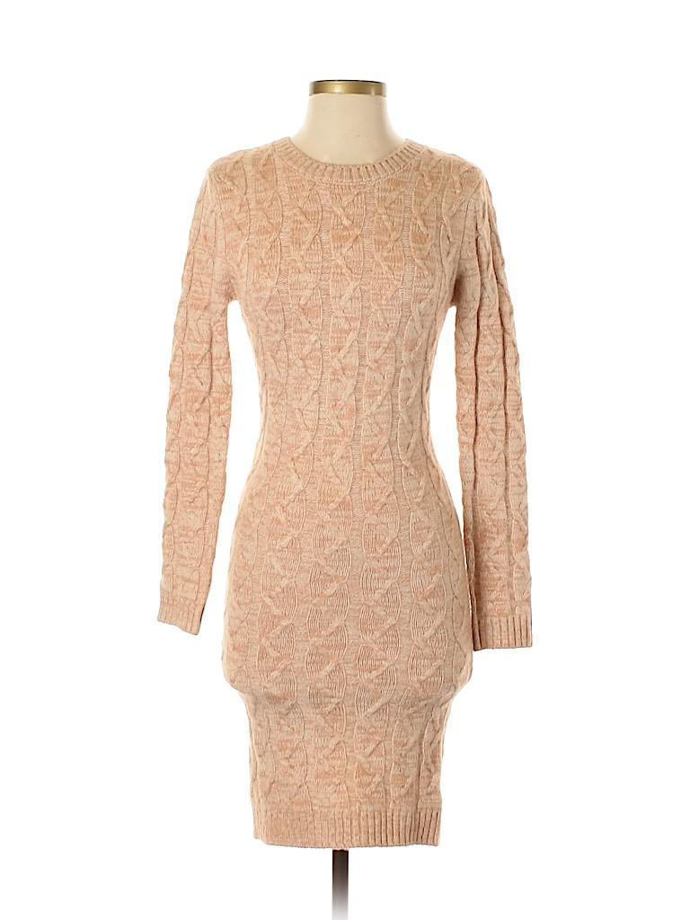 Pink Blush Women Casual Dress Size S (Maternity)