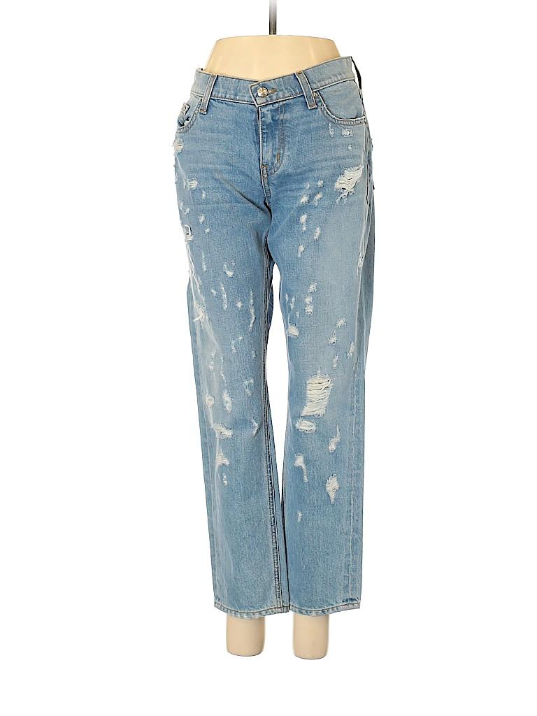 10 Crosby Derek Lam Women Jeans 34 Waist