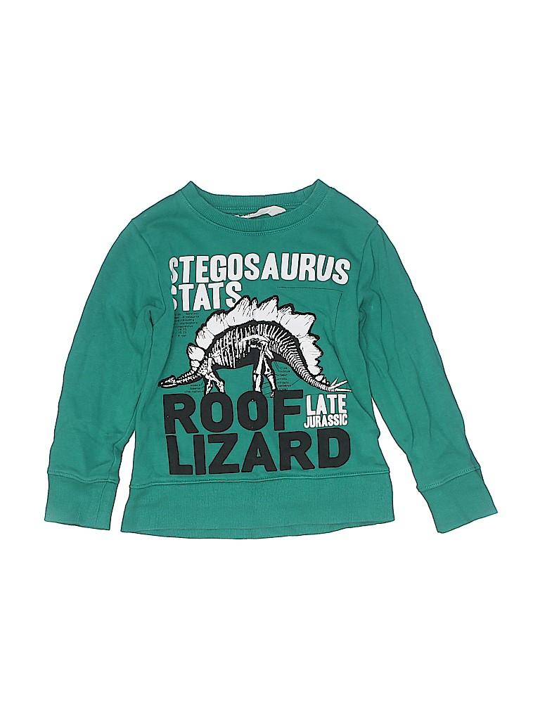 H&M Girls Sweatshirt Size 2T - 4T